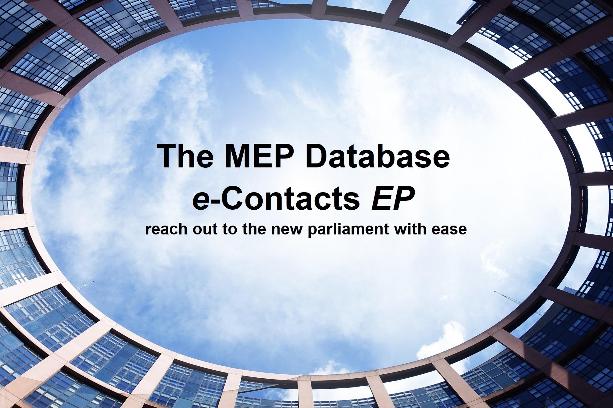e-Contacts EP